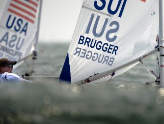 Nathalie Brugger, Olympic Games Qingdao 2008, Qingdao 6th place